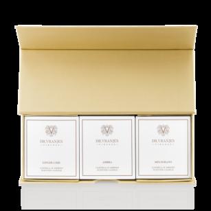 Modular Gift Box - 3 Candles 80gr